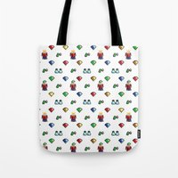 Commander Keen Tote Bag