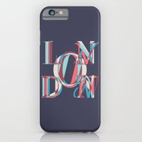iPhone & iPod Case featuring London by Fimbis