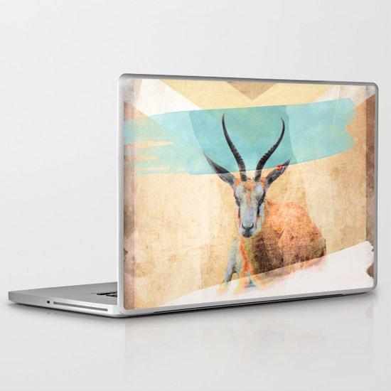 The Mirage Laptop & iPad Skin