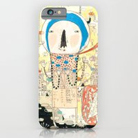 "iPhone & iPod Case featuring ""My life is my message.""  by Nayoun Kim"