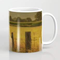Landscape whit field Mug