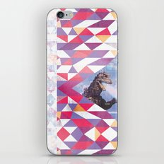GODZILLA STRIKES AGAIN! iPhone & iPod Skin