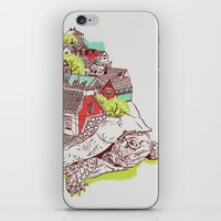 Tur-Town iPhone & iPod Skin