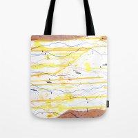 Mood Study (II) - Sunday Morning Tote Bag