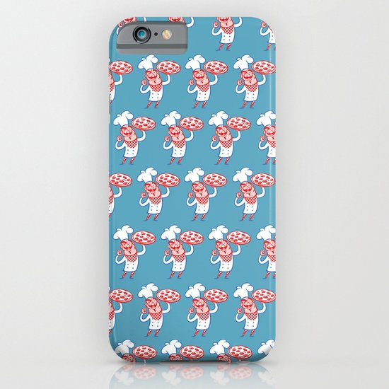 Pizza Chef iPhone & iPod Case