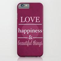 I Wish You ... iPhone 6 Slim Case