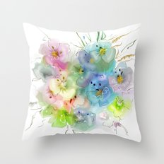 July2 Throw Pillow