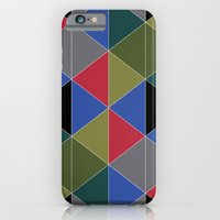 iPhone & iPod Case featuring Bizarre Love Triangle 4 by Marcio Pontes