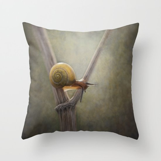 ' Y ' Throw Pillow