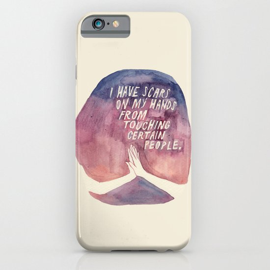 From Touching People iPhone & iPod Case