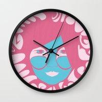Bjork: All is Full of Love Wall Clock