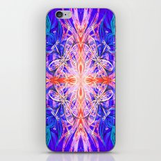 fire spirits iPhone & iPod Skin