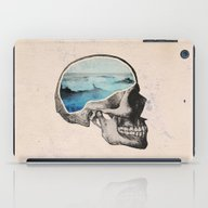 iPad Case featuring Brain Waves by Chase Kunz