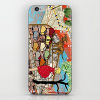 Urban Sightings Collage iPhone & iPod Skin