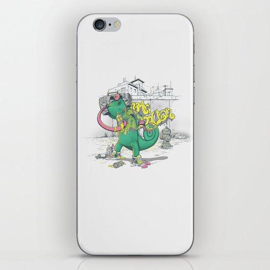 Urban Chameleon  iPhone & iPod Skin
