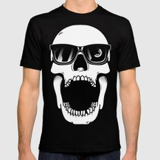 Toothless SMALL Mens Fitted Tee Black