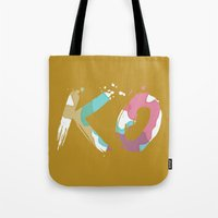 Don't Be A Bitchy Trampo… Tote Bag