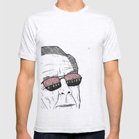 x-ray vision Mens Fitted Tee Ash Grey SMALL