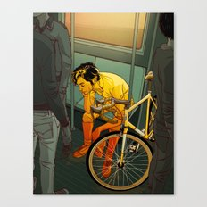 The Ride (2009) Canvas Print