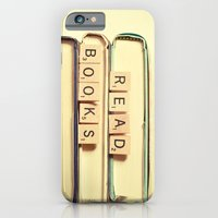 iPhone & iPod Case featuring Read Books by Olivia Joy StClaire
