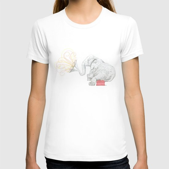 One Elephant Band T-shirt