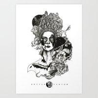 Wildhoney Art Print