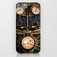 Pressure Over Time iPhone 6 Slim Case