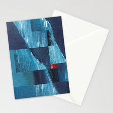 Cracking Waves (Distant Shore) Stationery Cards