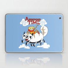 Airbender Time Laptop & iPad Skin
