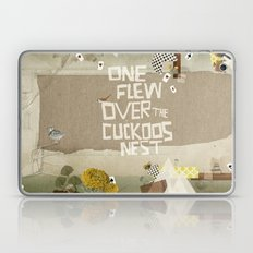 one flew over the cuckoos nest Laptop & iPad Skin