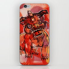Gong Hey Fat Choy pt. 1 iPhone & iPod Skin