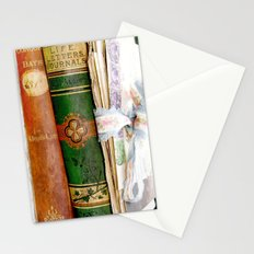 Louisa May Alcott Stationery Cards