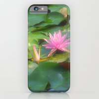 lilly pad iPhone 6 Slim Case