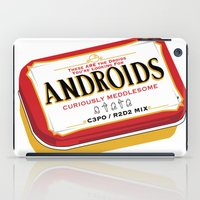 Androids iPad Case