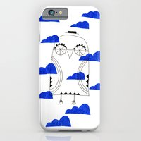 Blue Clouds iPhone 6 Slim Case