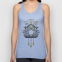 Time to Rise and Shine Unisex Tank Top