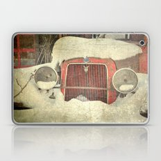Ford in Winter Laptop & iPad Skin