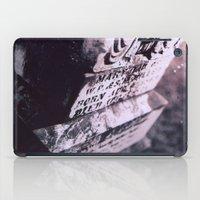 Hail Mary iPad Case