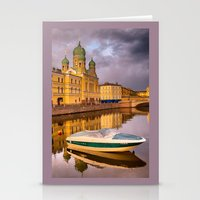 Church of the Holy Isidorovskaya  Stationery Cards