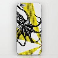 Kraken Up iPhone & iPod Skin