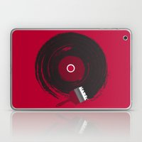 Art of Music (RED) Laptop & iPad Skin