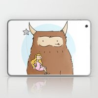 My Monster And Mei - Bes… Laptop & iPad Skin