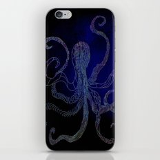 split octo personalities iPhone & iPod Skin