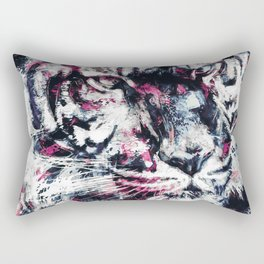Rectangular Pillow - TIGER IV - RIZA PEKER