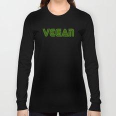 Vegan #1 Long Sleeve T-shirt