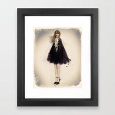 FI01 Framed Art Print