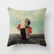 NeverForever Throw Pillow