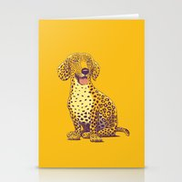 Take a Woof on the Wild Side! Stationery Cards