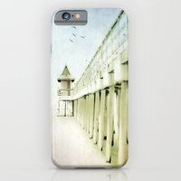 iPhone & iPod Case featuring Drift Away by Angie Johnson
