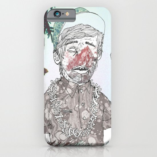 THE ETERNAL CHAMP iPhone & iPod Case